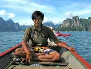 Khao Sokin kansallispuistossa