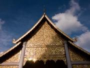 Lanna-tyyliä Chiang Maissa