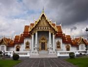 Marmoritemppeli Bangkokissa