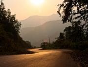 Roadtourilla Thaimaan vuorilla