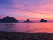 Romantikkojen Thaimaa