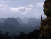 Tiikeritemppelin huipulla Krabissa