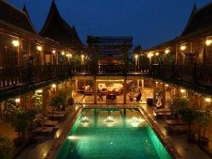 Sukhothai Thaimaa Ruean Thai hotelle