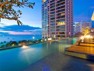 Seven Zea Chic Hotel Pattaya