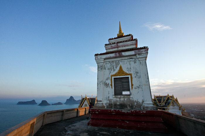 Temppeli Prachuap Khiri Khan Thaimaa