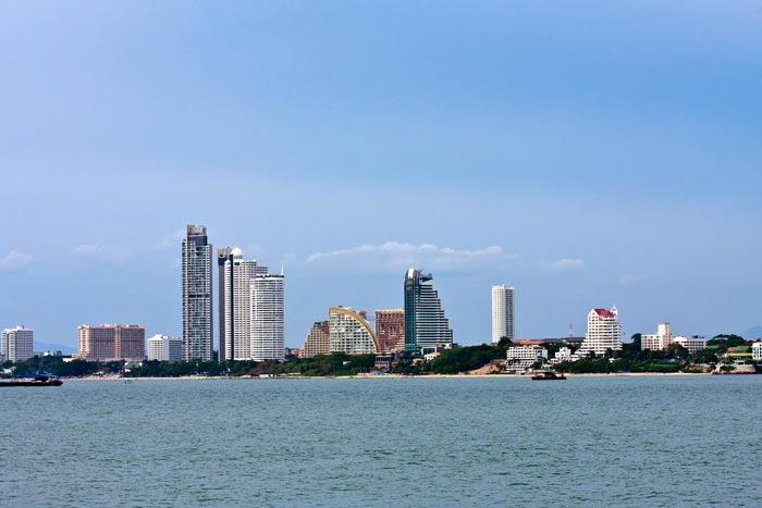 Pattaya Thaimaa eläkkeelle
