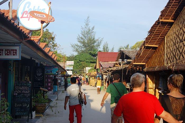 Ko Rokroy Ko Lipe Thaimaa