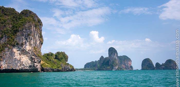 Krabi thaimaa eläkeläinen