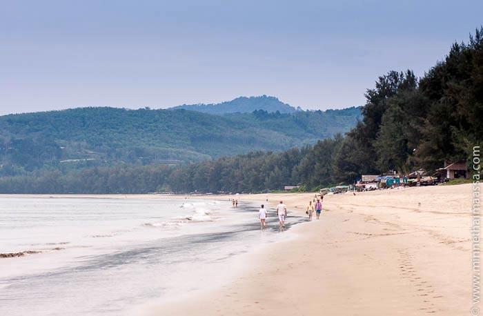 Bang Tao Beach Phuket Thaimaa