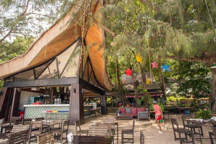 Jep's Beach Koh Samet Thaimaa