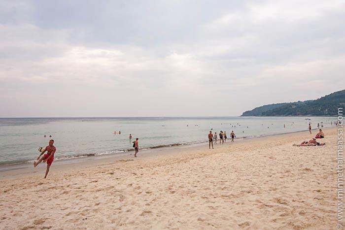 Karon Beach Phuket Thaimaa