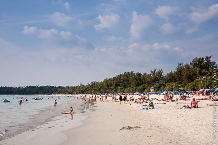 Kata Beach Phuket Thaimaa