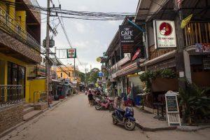 Rantakylä Koh Samed Thaimaa