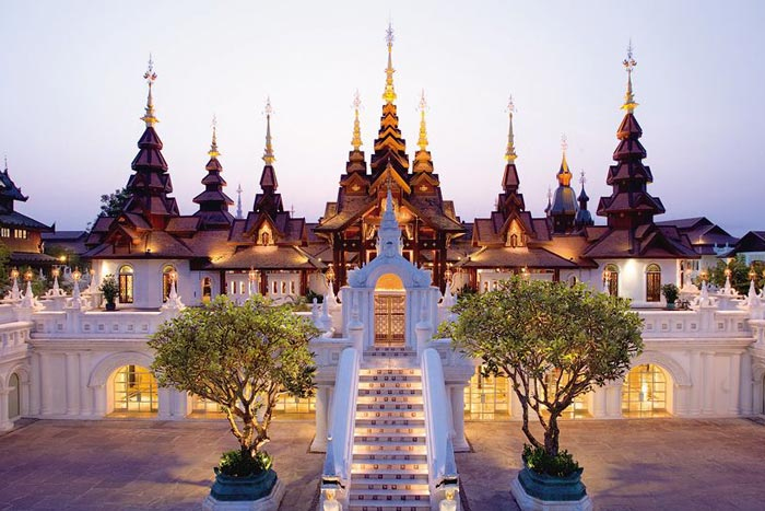 Luksus Thaimaa Chiang Mai Mandarin Oriental Dhara Devi
