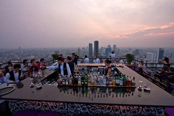 Thaimaa parhaat paikat juhlia