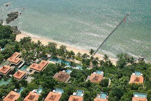 Thaimaa luksus Trisara Phuket