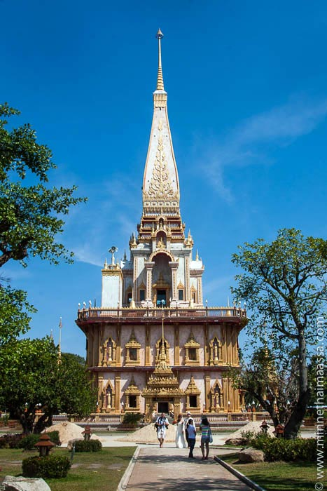 Wat Chalong Phuket Thaimaa