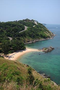 Ya Nui Beach Phuket Thaimaa