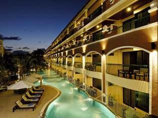 Karon Sea Sands Hotelli Phuket