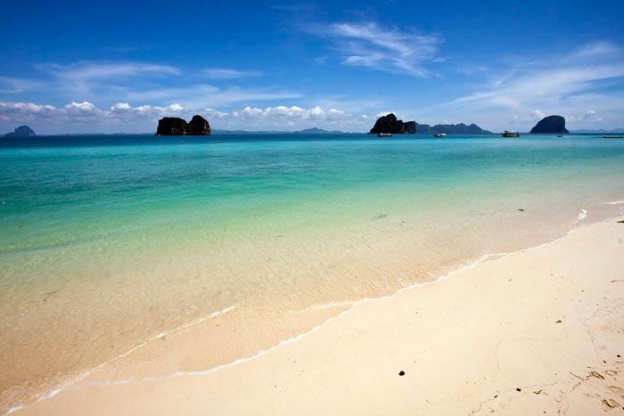Thaimaa kuherruskuukausi