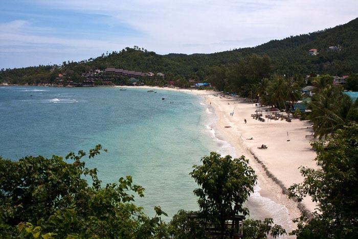 Had Yao Koh Phangan Thaimaa