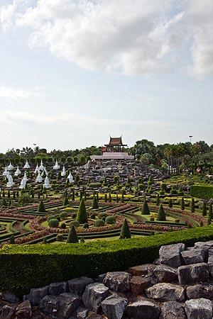 Nong Nooch Garden Pattaya Thaimaa