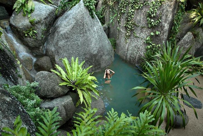 Luksus Thaimaa Koh Samui Tamarind Springs Spa