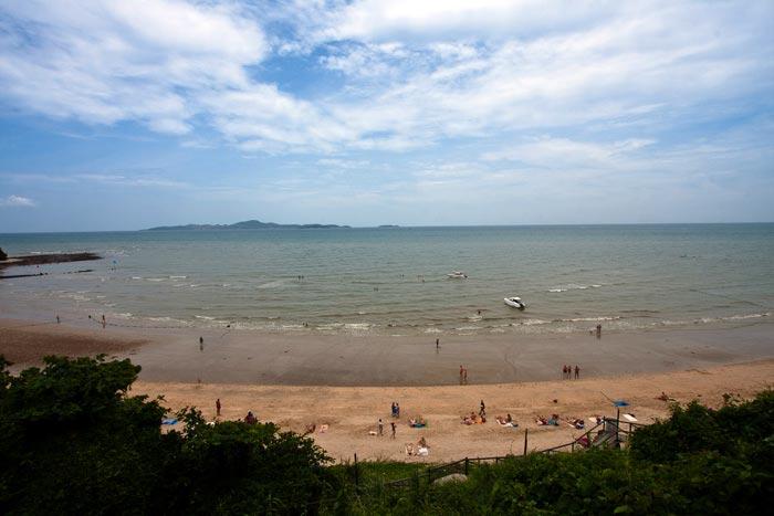 Cosy Beach Pattaya Thaimaa
