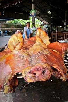 Thaimaa katuruoka