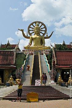 Koh Samui Big Buddha temppeli