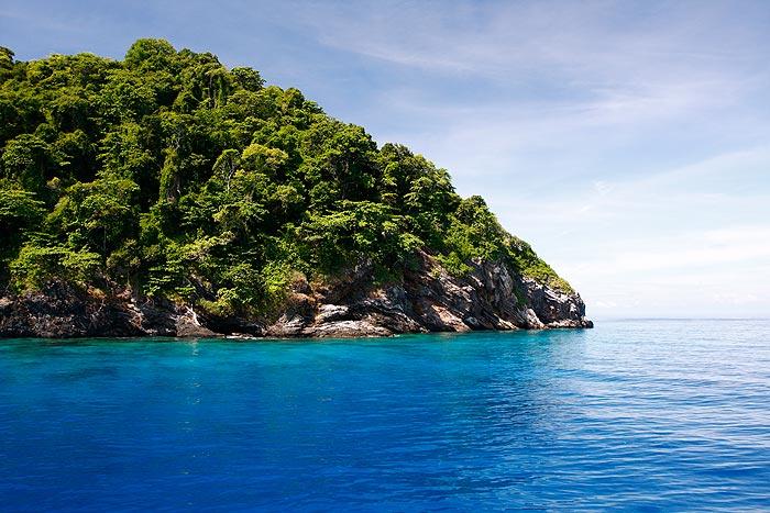 Ko Similan Thaimaa
