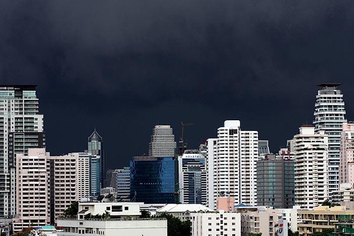 Thaimaa sää ja ilmasto