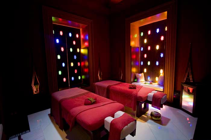 The Barai spa Hua Hin