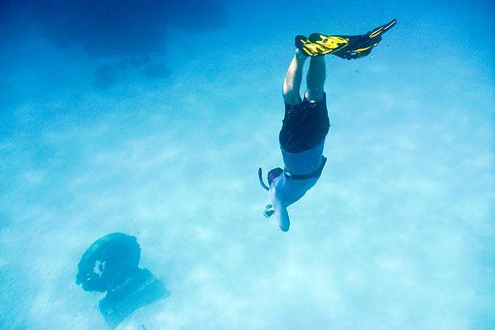Vapaasukellus Thaimaa