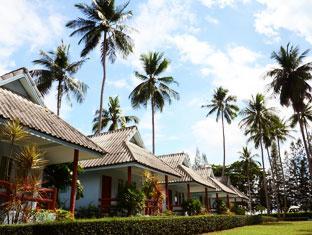 Ko Yao Noi Chukit Dachanan hotelli Thaimaa