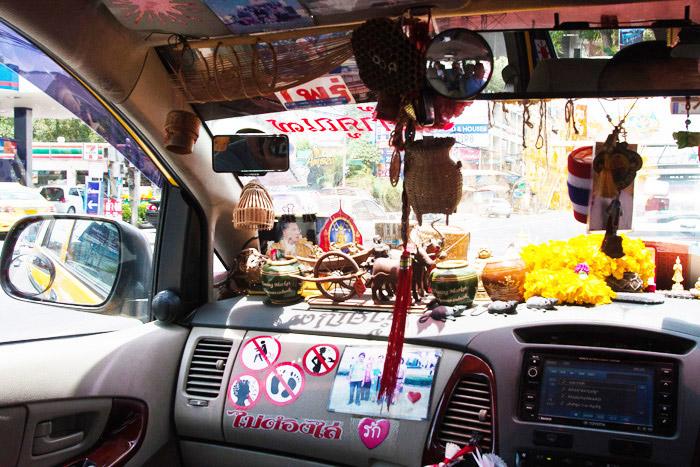 thaimaa automatka