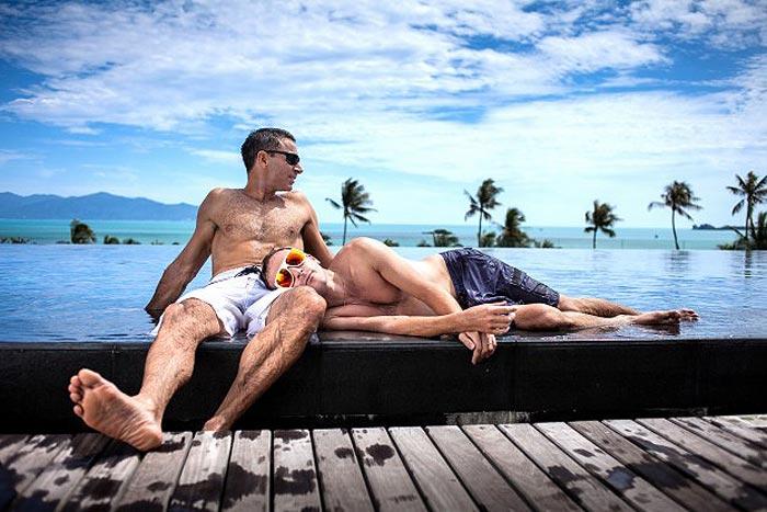 Thaimaa gay opas