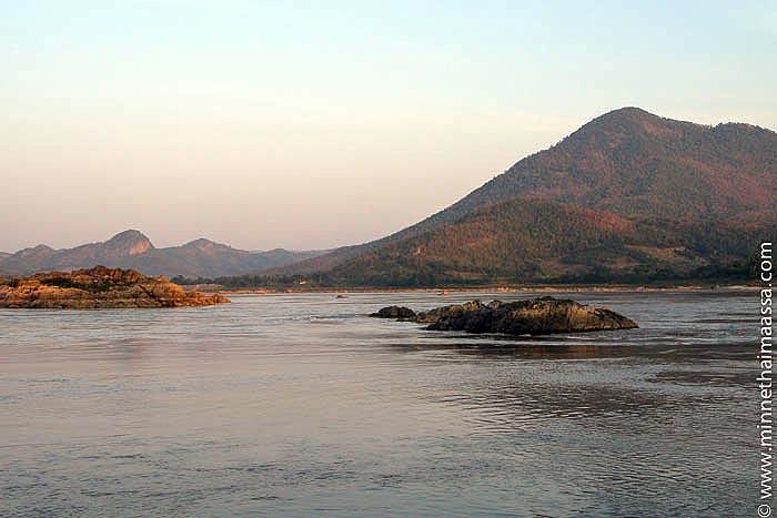 Thaimaa Isaan Mekong