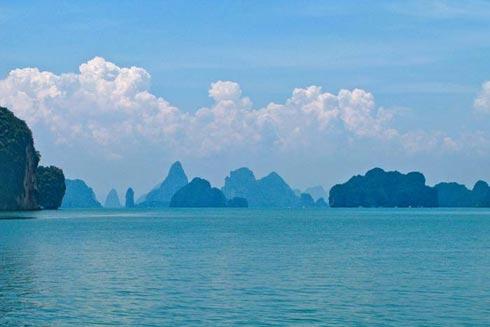 Thaimaa lomat