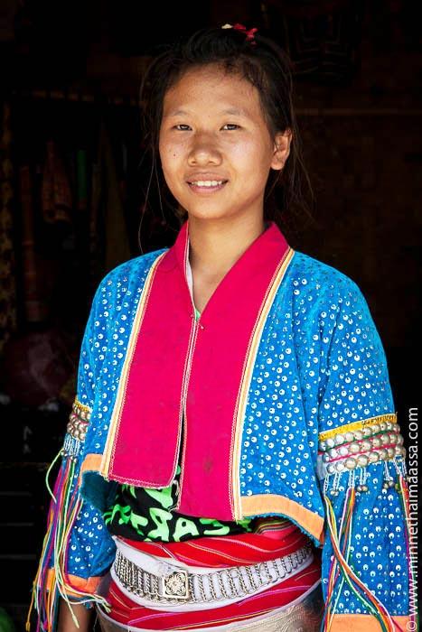 thaimaa hill tribes vaellus