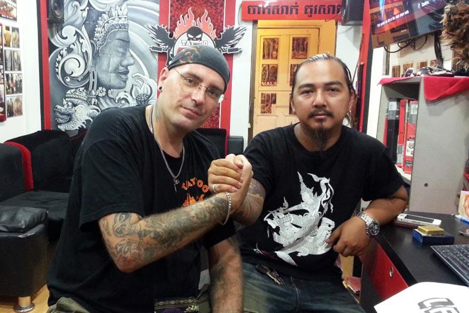 phnom penh tatuointi