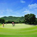 Aurinkon paistaa aina – ainakin talvella Thaimaan golfkentille.