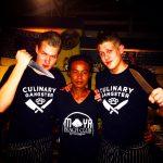 Nämä Mayan kulinaristi-gangsterit huolehtivat, ettet varmasti lähde tästä paikasta nälkäisenä.