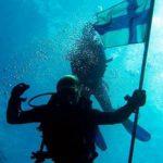 Suomalaista laatua. Kuva: Koh Tao Divers.