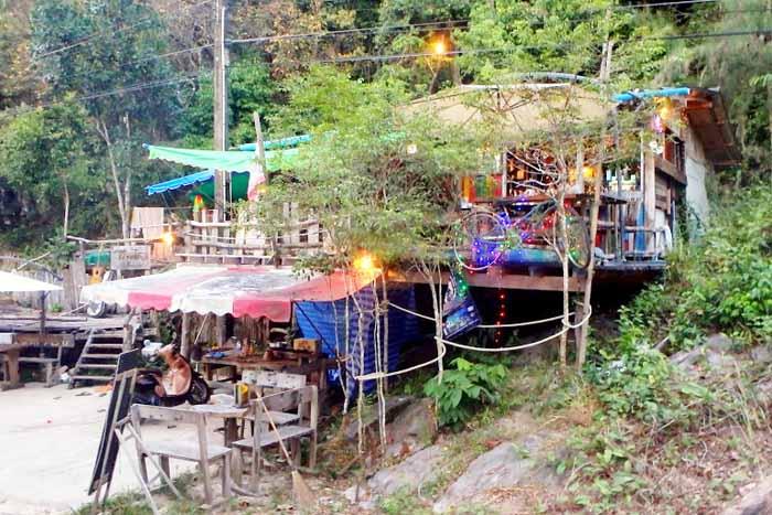 Iltaelämän keskus, Tawan Eco Bar