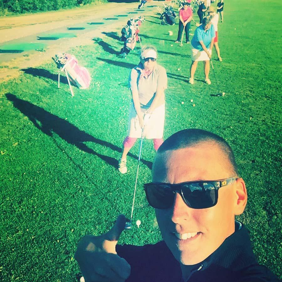 Kohta jo kutsuvat Thaimaan golfkentät!